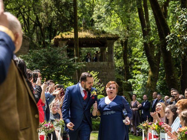 La boda de Iván y Dora en Santiago De Compostela, A Coruña 16
