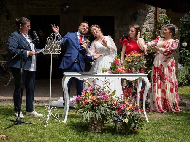 La boda de Iván y Dora en Santiago De Compostela, A Coruña 20