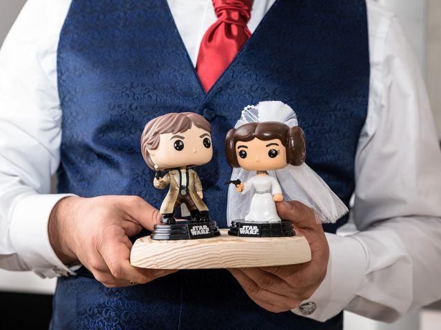 La boda de Iván y Dora en Santiago De Compostela, A Coruña 37