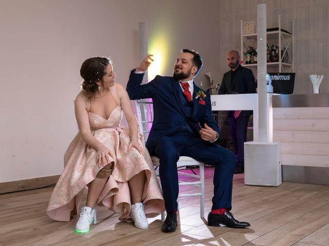 La boda de Iván y Dora en Santiago De Compostela, A Coruña 46
