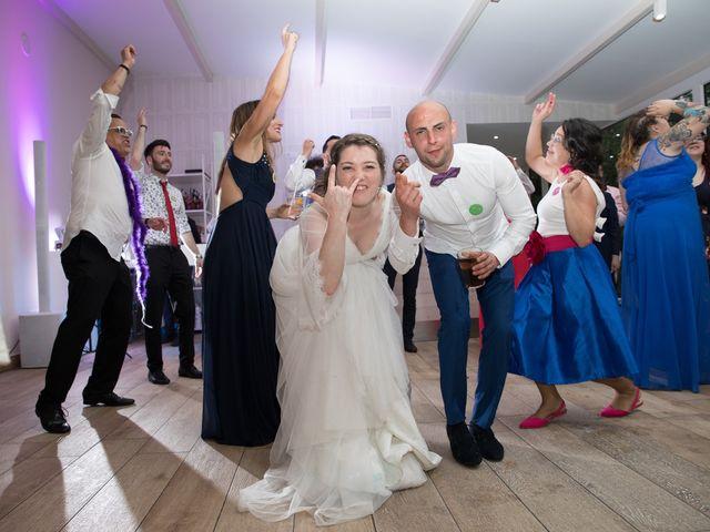 La boda de Iván y Dora en Santiago De Compostela, A Coruña 54