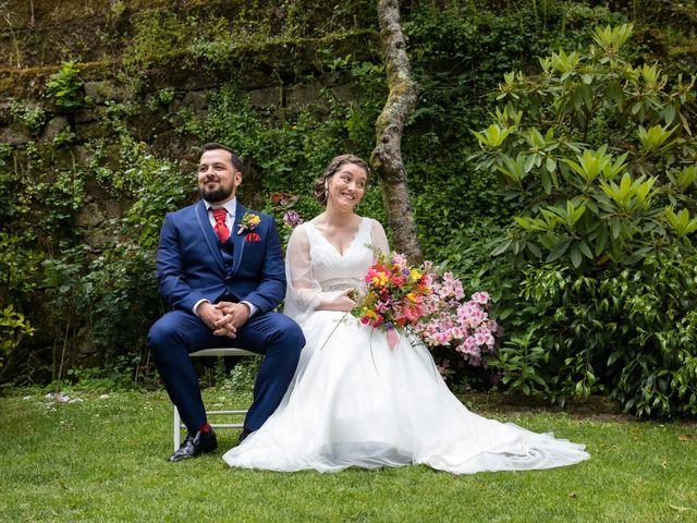 La boda de Iván y Dora en Santiago De Compostela, A Coruña 60
