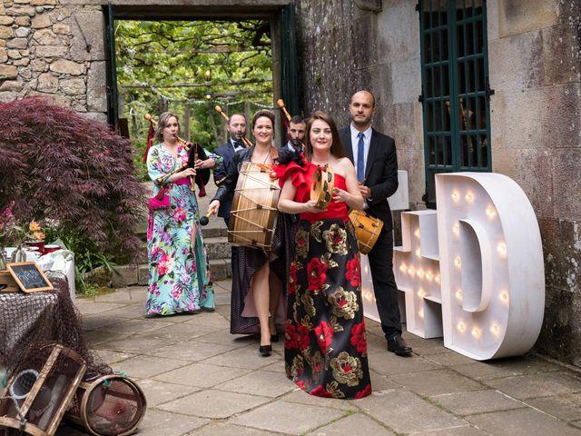 La boda de Iván y Dora en Santiago De Compostela, A Coruña 63