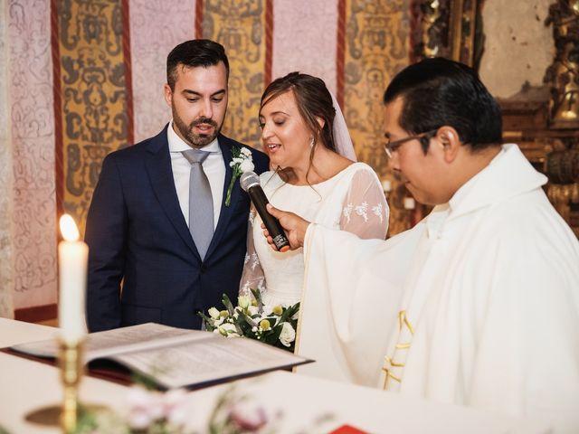 La boda de Jesús y Patricia en Segovia, Segovia 37