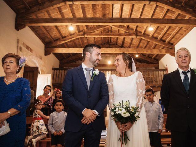 La boda de Jesús y Patricia en Segovia, Segovia 38