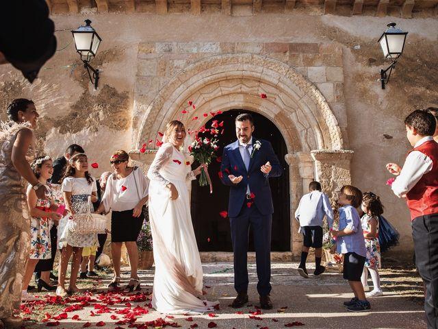 La boda de Jesús y Patricia en Segovia, Segovia 39