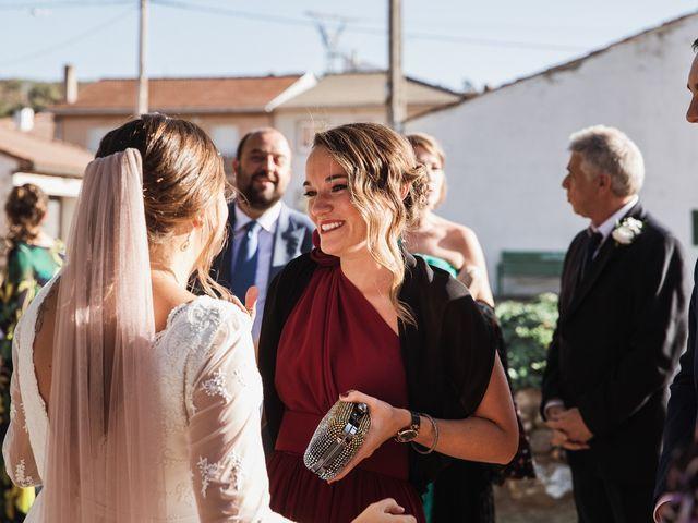 La boda de Jesús y Patricia en Segovia, Segovia 40