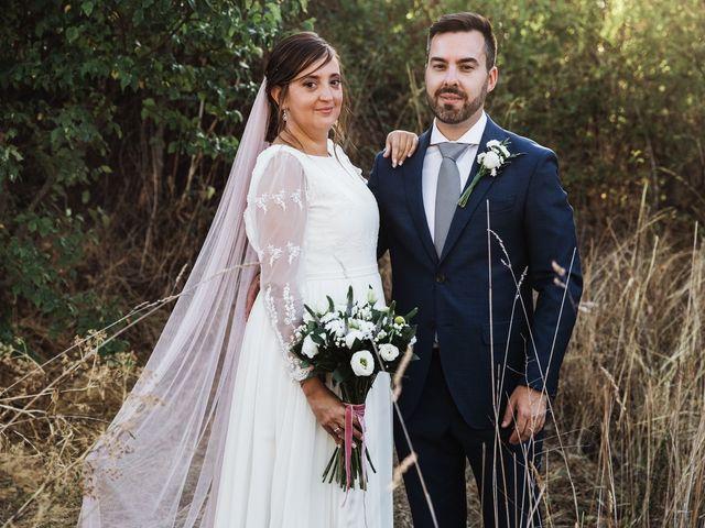 La boda de Jesús y Patricia en Segovia, Segovia 45