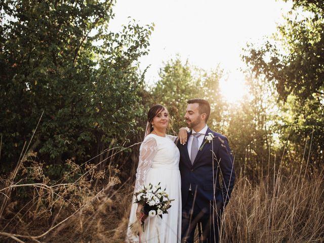 La boda de Jesús y Patricia en Segovia, Segovia 48