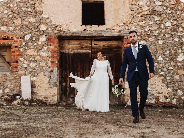 La boda de Jesús y Patricia en Segovia, Segovia 57
