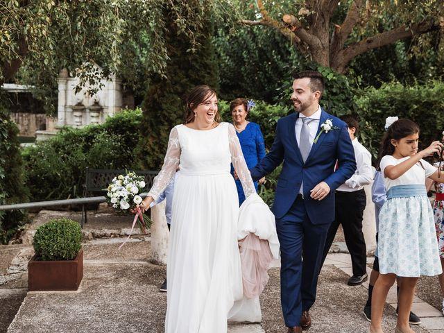 La boda de Jesús y Patricia en Segovia, Segovia 64