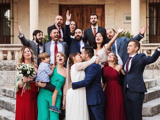 La boda de Jesús y Patricia en Segovia, Segovia 2