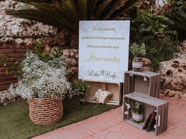 La boda de Rafa y Lidia en Alora, Málaga 37