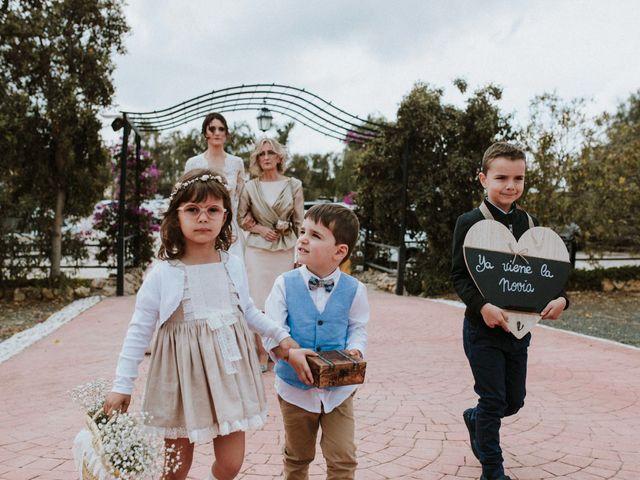 La boda de Rafa y Lidia en Alora, Málaga 40