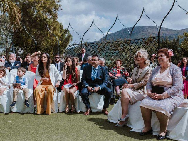 La boda de Rafa y Lidia en Alora, Málaga 45