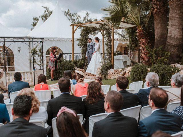 La boda de Rafa y Lidia en Alora, Málaga 49