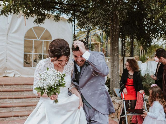 La boda de Rafa y Lidia en Alora, Málaga 61