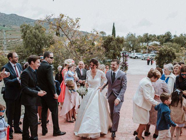 La boda de Rafa y Lidia en Alora, Málaga 62