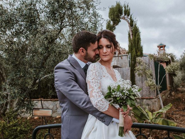 La boda de Rafa y Lidia en Alora, Málaga 63