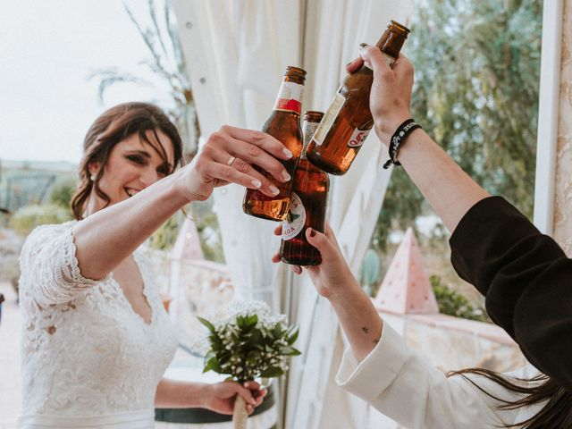 La boda de Rafa y Lidia en Alora, Málaga 67