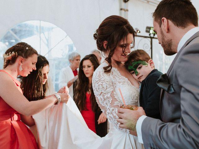 La boda de Rafa y Lidia en Alora, Málaga 71
