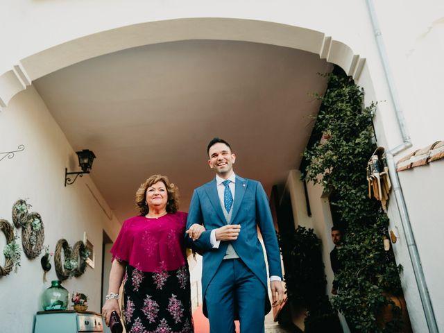 La boda de Sergi y Joana en Almedinilla, Córdoba 39