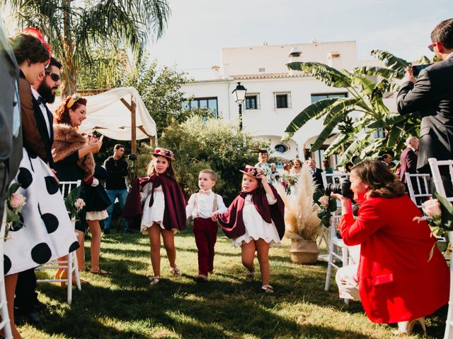 La boda de Sergi y Joana en Almedinilla, Córdoba 42