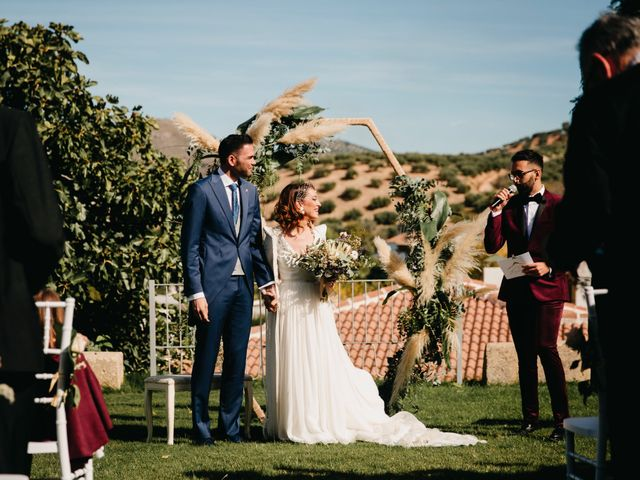 La boda de Sergi y Joana en Almedinilla, Córdoba 45