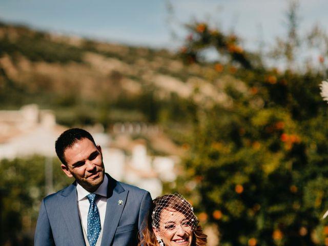 La boda de Sergi y Joana en Almedinilla, Córdoba 50