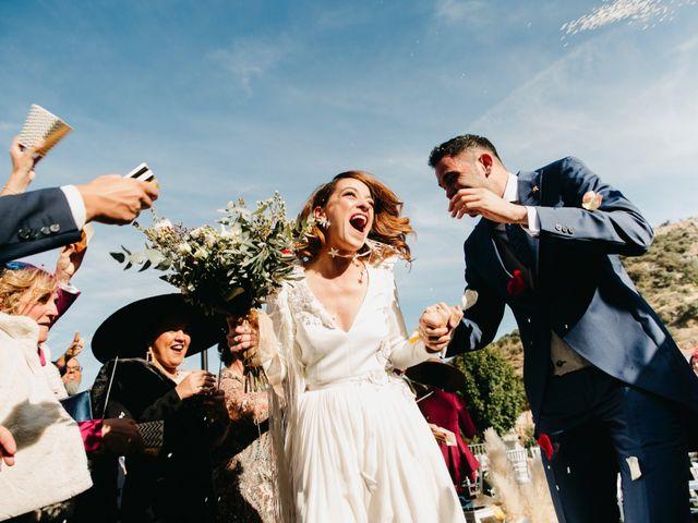 La boda de Sergi y Joana en Almedinilla, Córdoba 59