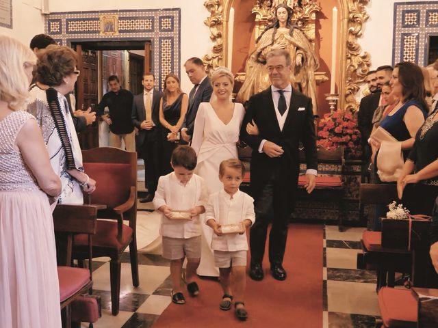 La boda de Pepe y María en Sevilla, Sevilla 18
