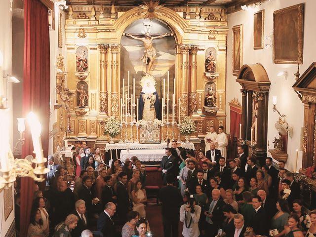 La boda de Pepe y María en Sevilla, Sevilla 19