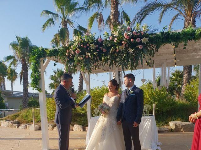 La boda de David y Sheila en Tarragona, Tarragona 3
