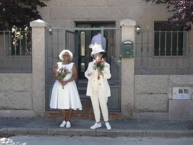 La boda de Naday y Luisa Maria en Quintanilla De Onesimo, Valladolid 5