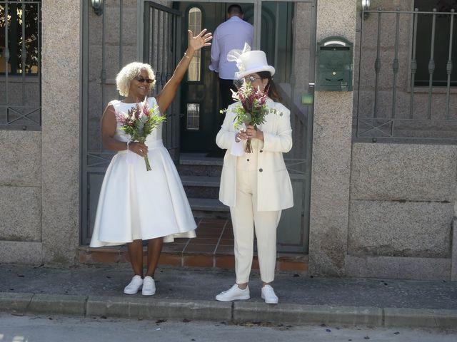 La boda de Naday y Luisa Maria en Quintanilla De Onesimo, Valladolid 6