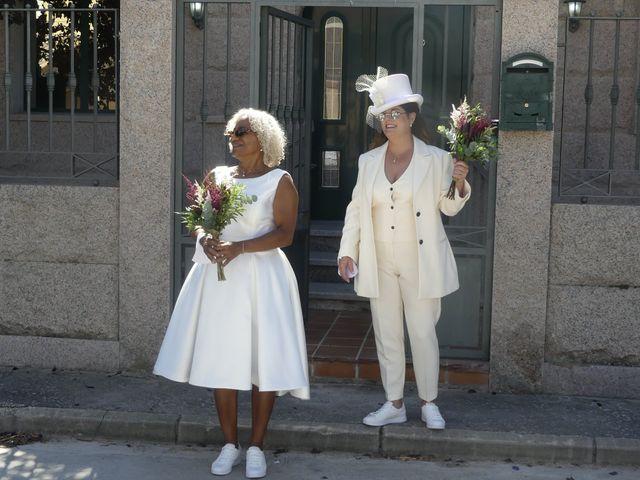 La boda de Naday y Luisa Maria en Quintanilla De Onesimo, Valladolid 7