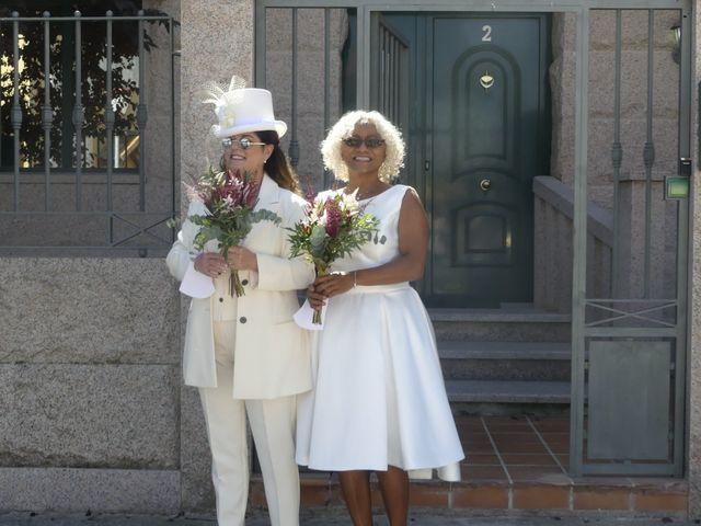 La boda de Naday y Luisa Maria en Quintanilla De Onesimo, Valladolid 8