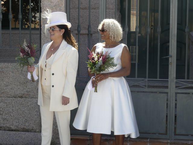 La boda de Naday y Luisa Maria en Quintanilla De Onesimo, Valladolid 9