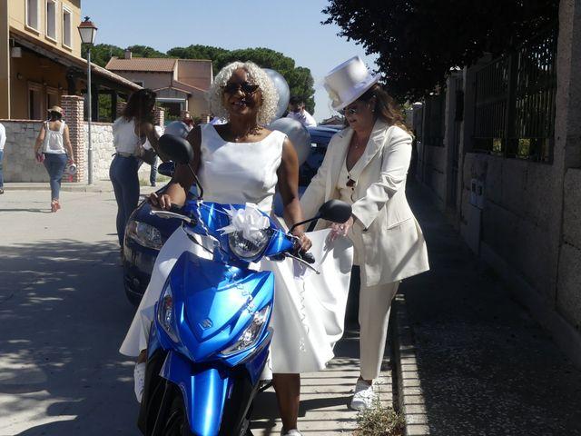 La boda de Naday y Luisa Maria en Quintanilla De Onesimo, Valladolid 10