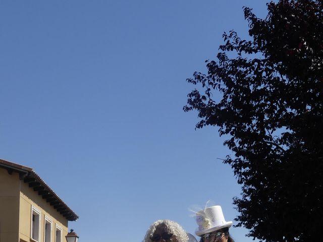 La boda de Naday y Luisa Maria en Quintanilla De Onesimo, Valladolid 11