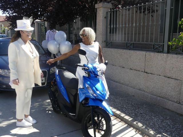 La boda de Naday y Luisa Maria en Quintanilla De Onesimo, Valladolid 12