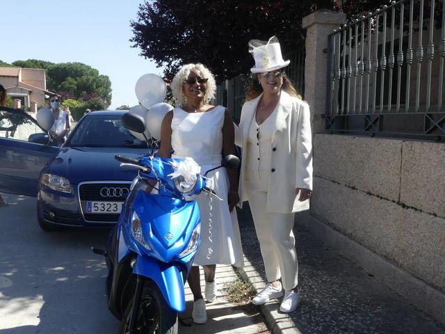La boda de Naday y Luisa Maria en Quintanilla De Onesimo, Valladolid 13