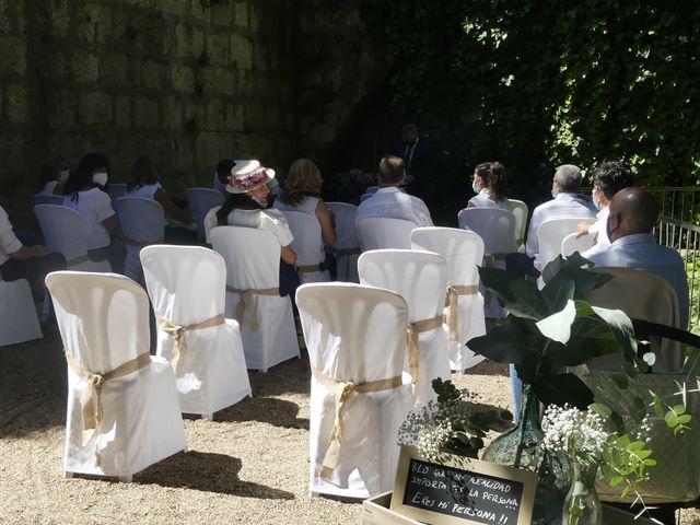 La boda de Naday y Luisa Maria en Quintanilla De Onesimo, Valladolid 14