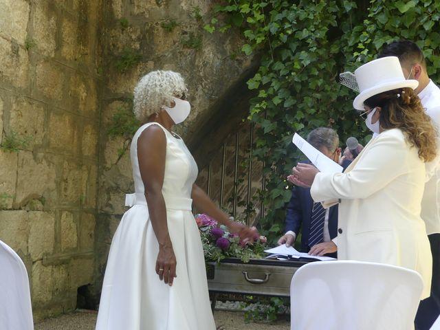 La boda de Naday y Luisa Maria en Quintanilla De Onesimo, Valladolid 16