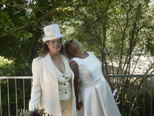 La boda de Naday y Luisa Maria en Quintanilla De Onesimo, Valladolid 17