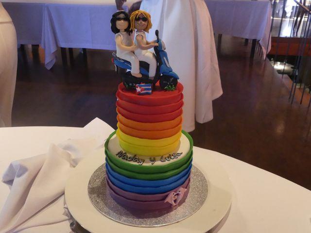 La boda de Naday y Luisa Maria en Quintanilla De Onesimo, Valladolid 1