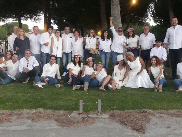 La boda de Naday y Luisa Maria en Quintanilla De Onesimo, Valladolid 2