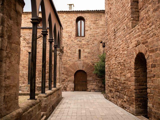 La boda de Jesús y Marta en Cardona, Barcelona 3