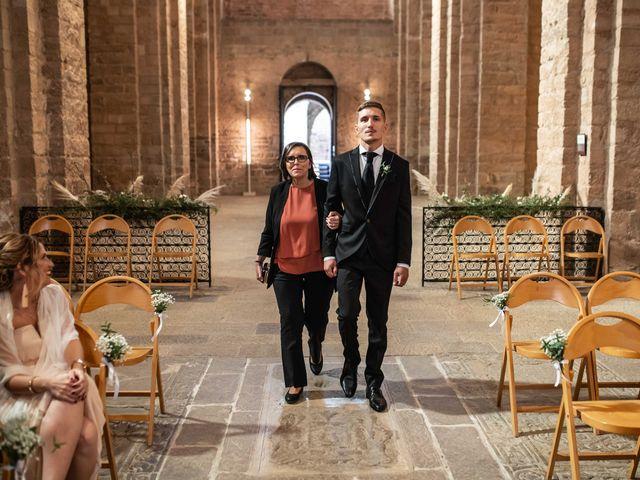 La boda de Jesús y Marta en Cardona, Barcelona 34