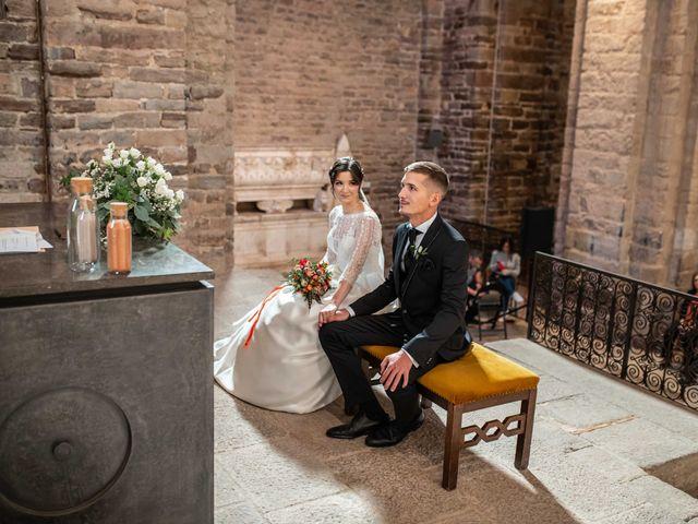 La boda de Jesús y Marta en Cardona, Barcelona 37